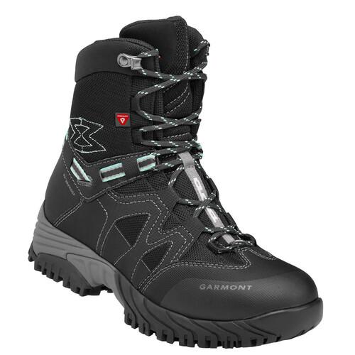 Garmont Momentum WP Hiking Boots Women black/turquoise 38 2017 Trekking- & Wanderschuhe 3hTBqHX